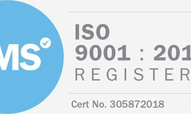 Project Audio Visual Gain ISO 9001:2015 Update Status